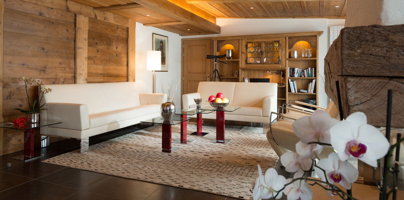 Penthouse Apartment — Schoenegg